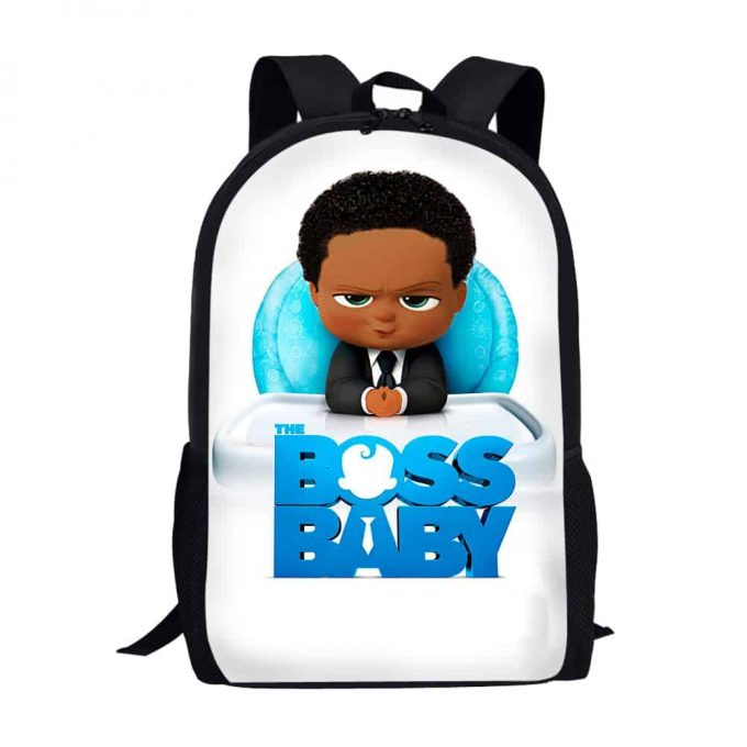 African American The Boss Baby Backpack
