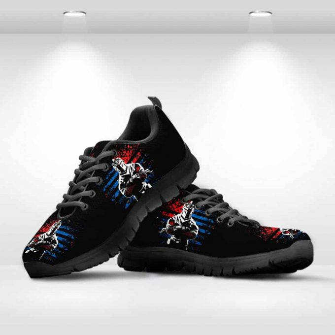 Black Knight Shoes – Fortnite Black Knight Sneakers – Black Knight Outfit