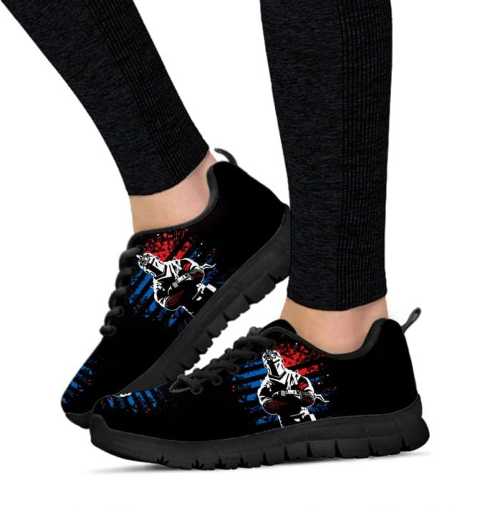 Black Knight Shoes - Fortnite Black Knight Sneakers - Black Knight Outfit