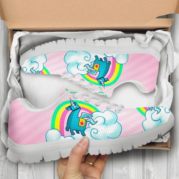 Brite Unicorn Shoes – Fortnite Sneakers – Loading Screen