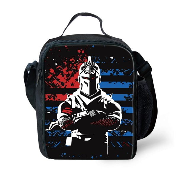 Black Knight Fortnite Lunch Bag