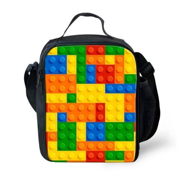 LEGO Lunch Bag / Bricks Lunch Bag