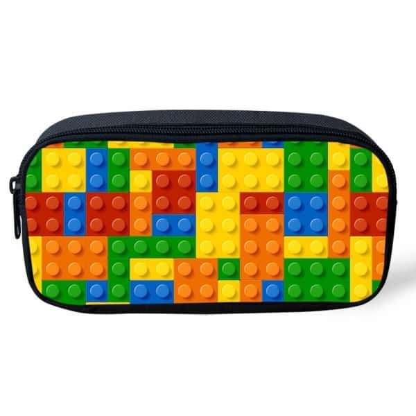LEGO Pencil Bag / Bricks Pencil Bag