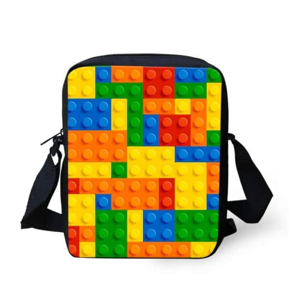 LEGO Messenger Bag / Bricks Messenger Bag