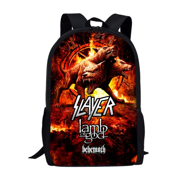 Slayer Backpack – Lamb of God
