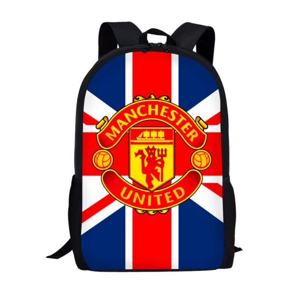 Manchester United Backpack – Limited Edition