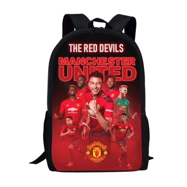 Manchester United Backpack 2019