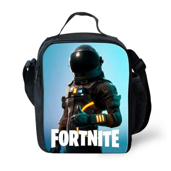 Dark Voyager Fortnite Lunch Bag
