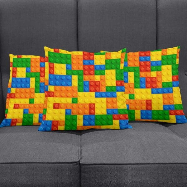 LEGO Pillow Cover