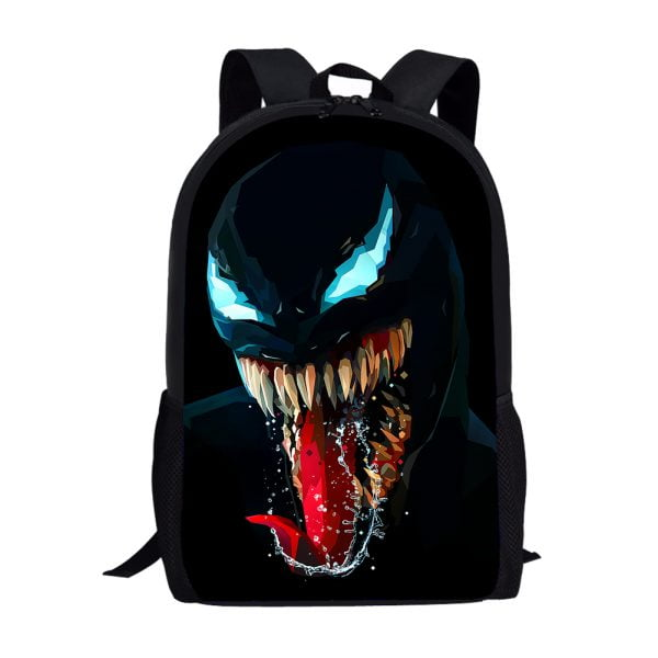 Venom Inspired Backpack