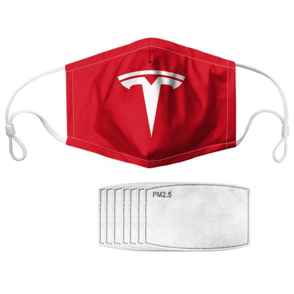 Tesla Mask – Tesla Face Mask + Filters PM2.5