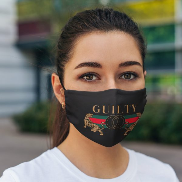 Guilty Face Mask + Filters PM2.5