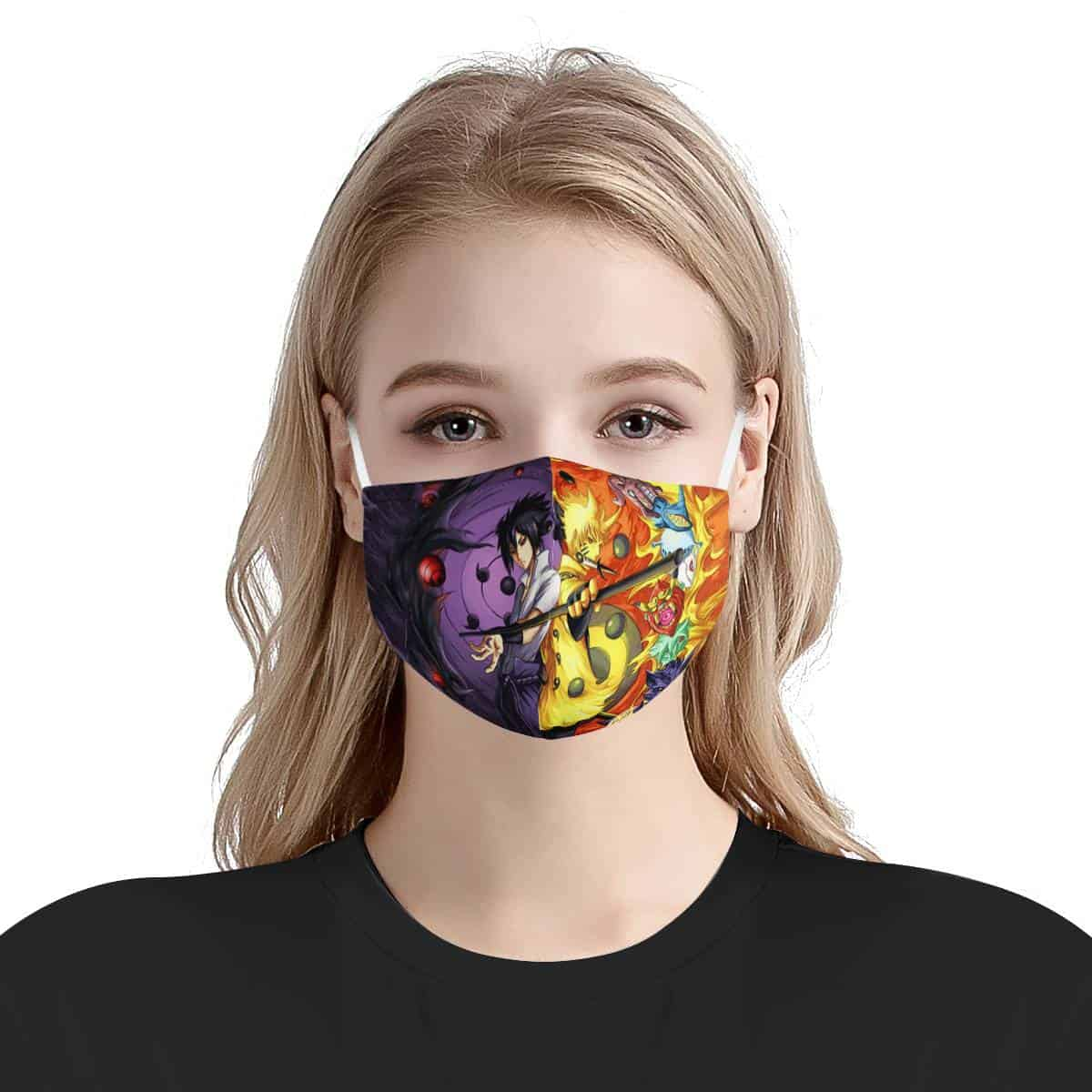 Naruto Anime Face Mask Naruto Manga Mask Filters Pm2 5 Customishop While there are numerous masked characters in naruto, kakashi represents one of the most curious, as no. naruto anime face mask naruto manga