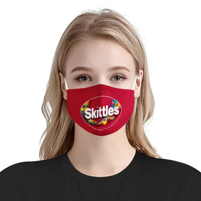 Skittles Face Mask + Filters PM2.5
