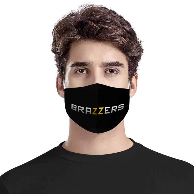 Brazzers Face Mask + Filters PM2.5