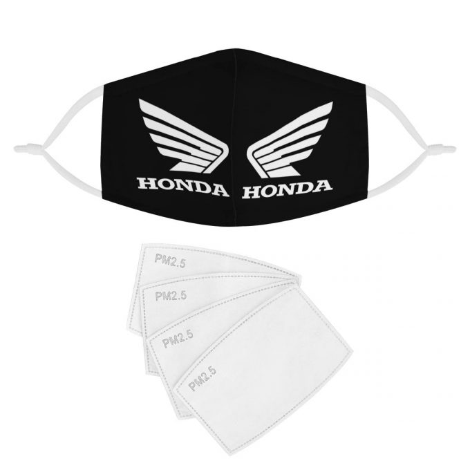 Honda Motorcycles Face Mask + Filters PM2.5