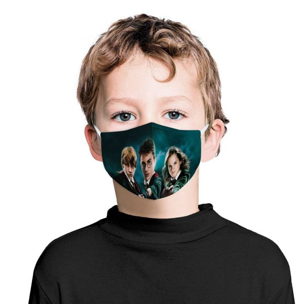 Harry Potter Kids Face Mask + Filters PM2.5