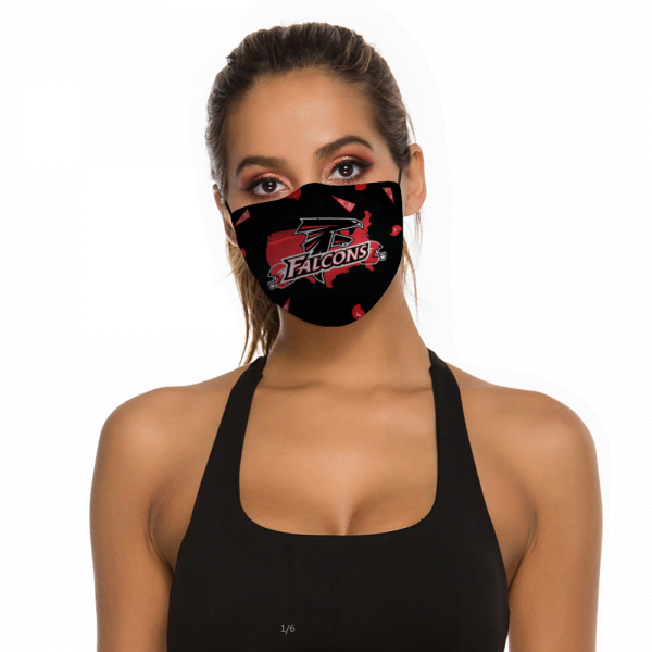 Atlanta Falcons Face Mask + Filters PM2.5