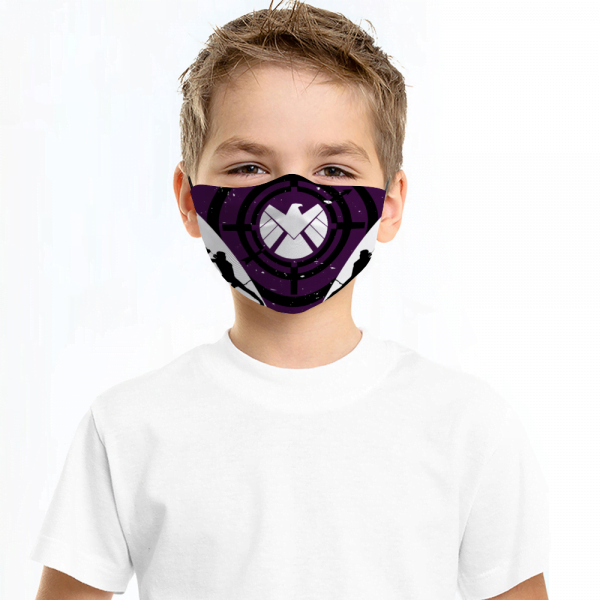 Hawkeye Face Mask + Filters PM2.5