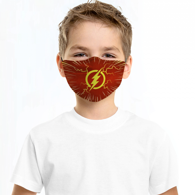 The Flash Face Mask + Filters PM2.5