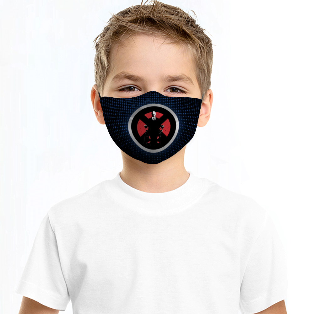 Professor X Xmen Face Mask + Filters PM2.5