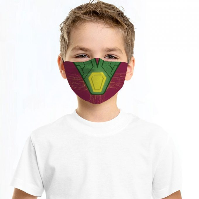 Vision Face Mask + Filters PM2.5