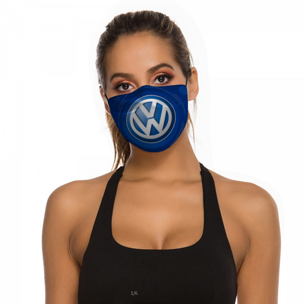 Volkswagen Face Mask + Filters PM2.5