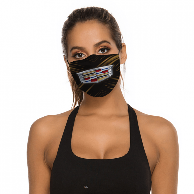 Cadillac Face Mask + Filters PM2.5