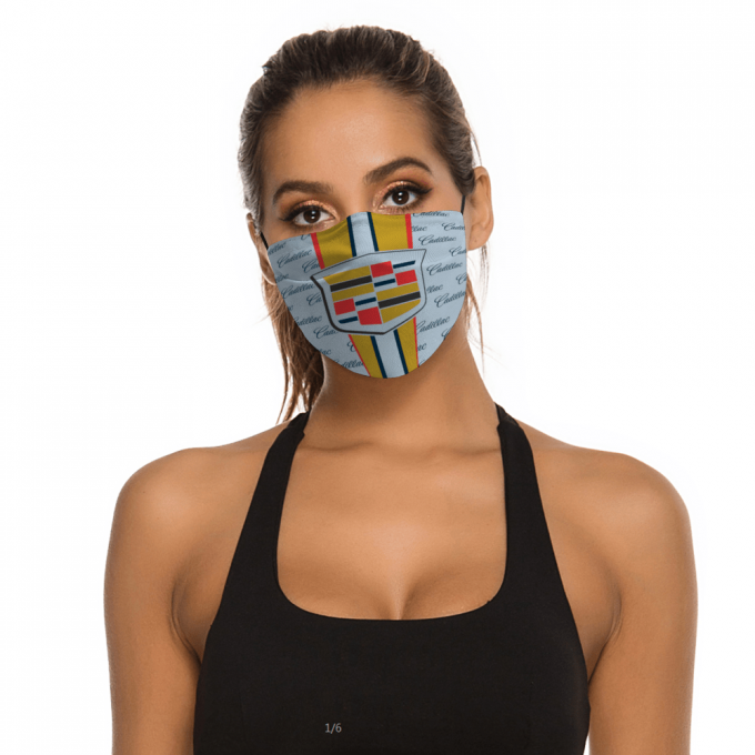 cadillac Face Mask + Filters PM2.5 (Copy)