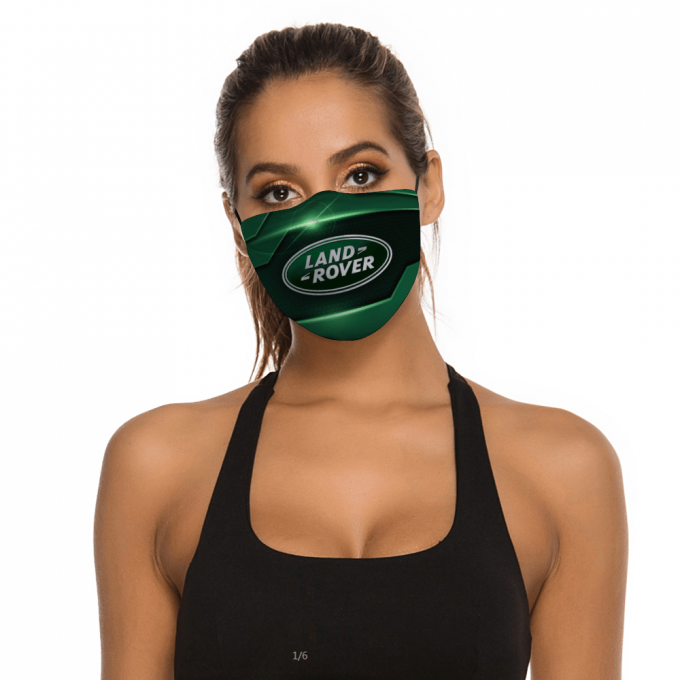 Land Rover Face Mask + Filters PM2.5