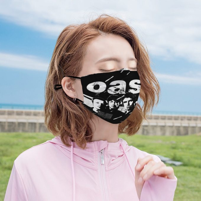Oasis Face Mask + Filters PM2.5
