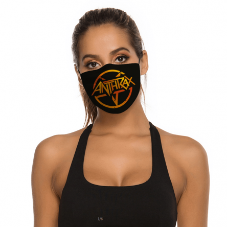 Antrax Face Mask + Filters PM2.5