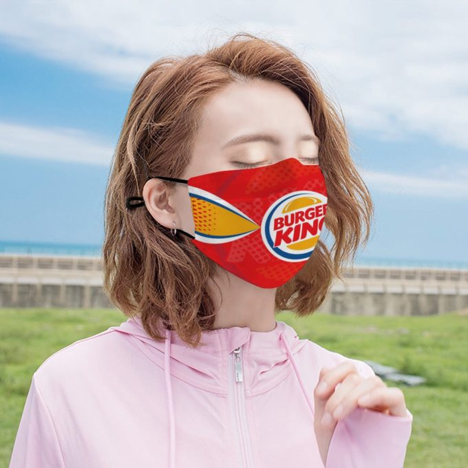 Burger King Face Mask + Filters PM2.5