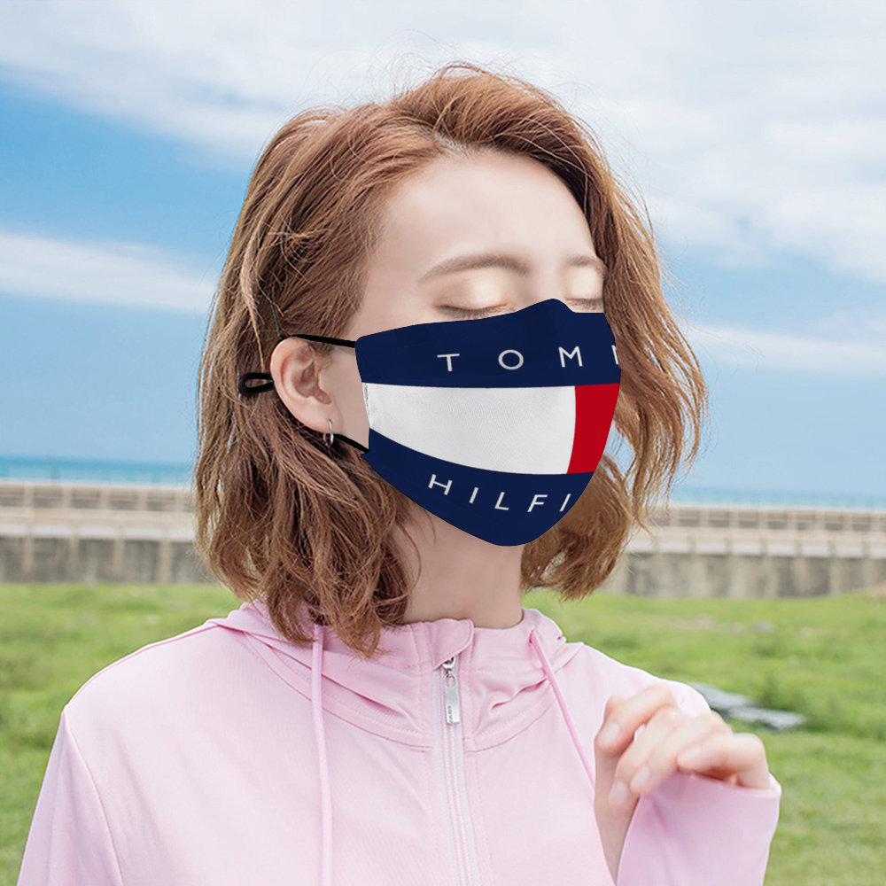 Tommy Hilfiger Face Mask + Filters PM2.5