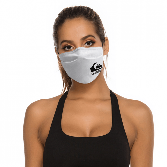 Quiksilver Face Mask + Filters PM2.5