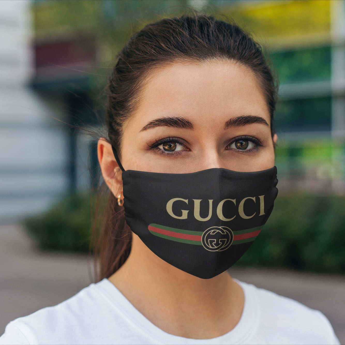 Gucci Face Mask + Filters PM2.5