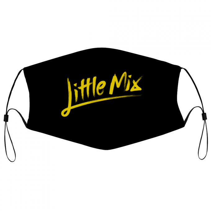 Little Mix Face Mask + Filters PM2.5