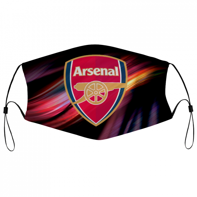 Arsenal Face Mask + Filters PM2.5