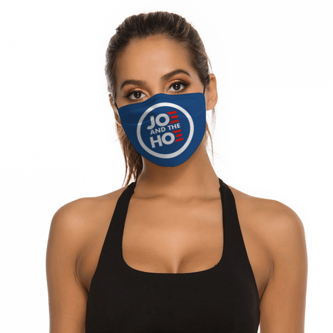 Jo and the Ho Face Mask + Filters PM2.5
