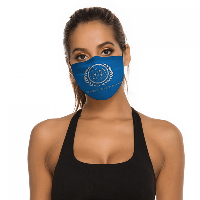 UFP Face Mask + Filters PM2.5